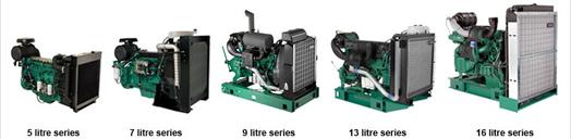 Jeneratör Motorları